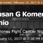 Cyclones Fight Cancer Night