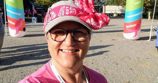 Julie Laible – VIP Fundraise Spotlight